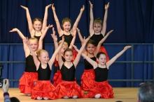 ballettauftritt-der-schulkinder