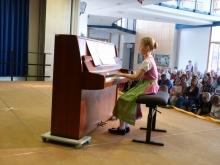 Klavier Menuett