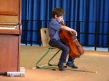Cello & Klavier