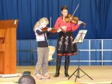 Violinen Duett