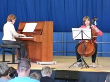 Klavier Cello