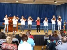 Violinen & Violoncello