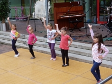 Tanzgruppe - modern Dance_01