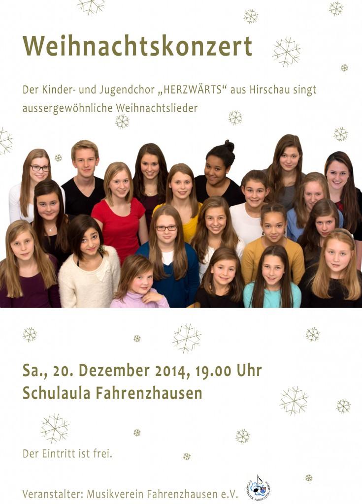 2014-12 Chorkonzert_Plakat..indd