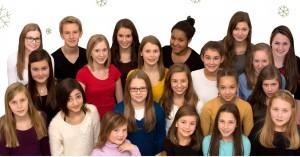 """Gruppenfoto """"Herzwärts"""""""