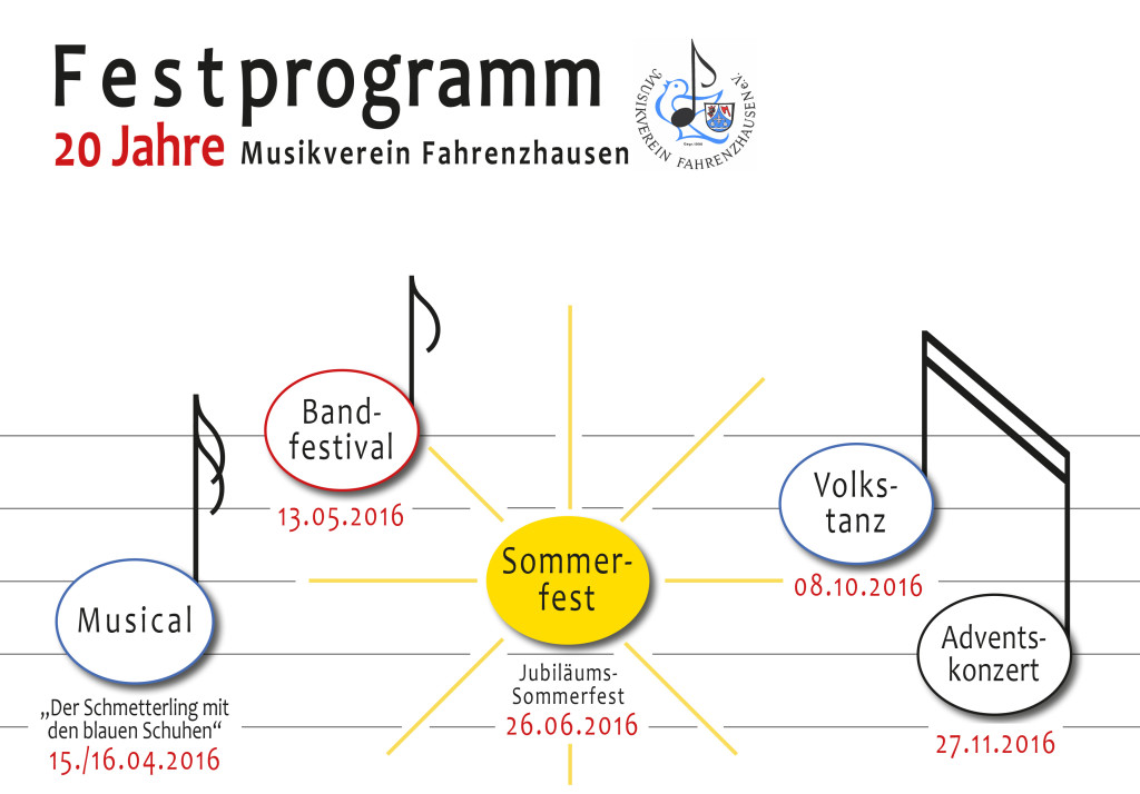 2016 Festprogramm