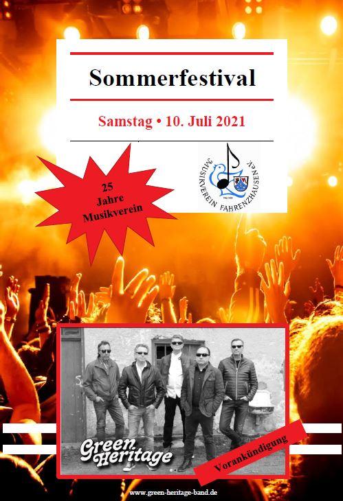 Sommerfestival @ Grundschule Fahrenzhausen